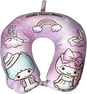 Little Twin Star Sanrio Kiki and Lala Traveling Neck Pillow Japan Special Collection