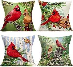Amazon Com Cardinal Pillows