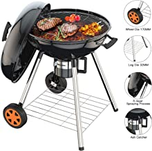 Top Portable Folding Charcoal BBQ Grill Great Gifting Idea BBQ Tool Gizzo Foldable Grill Easy Setup Camping Backyard Garden Grilling Accessory Lightweight Compact Barbecue Outdoor Cooking Grill
