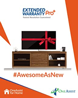 OneAssist 2 Years Extended Warranty for TVs Between Rs 25,001 to Rs 30,000