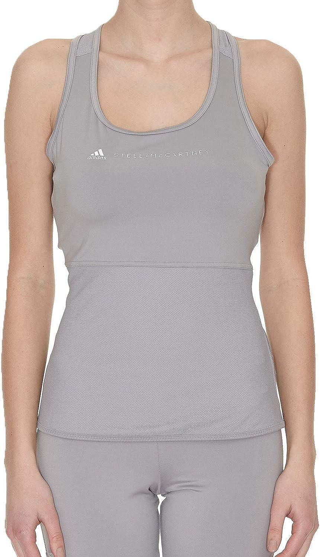Adidas Women's by Stella McCartney P ESS Tank Grey CG0901