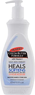 Palmer's Cocoa Butter Formula Daily Skin Therapy Body Lotion with Vitamin E | 13.5 Fl Oz