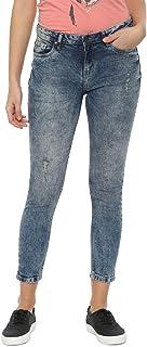 People Women's Slim Fit Jeans