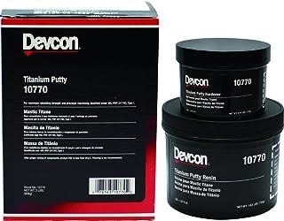 デブコン 耐摩耗補修剤 チタニウムパテ 2lb