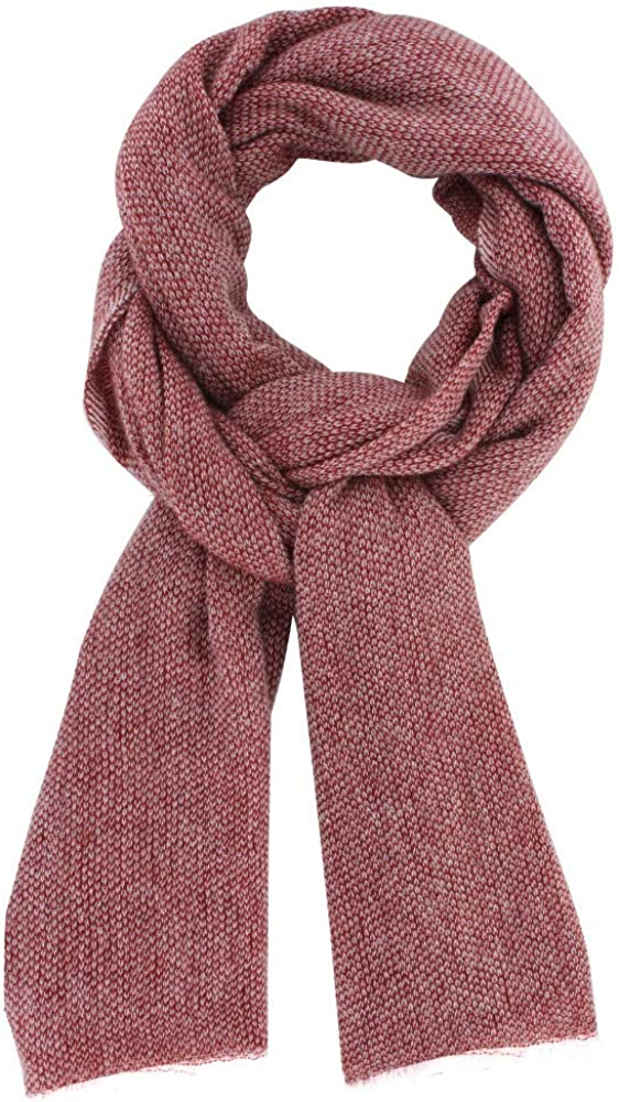 Unisex Scarf Wool and Cashmere Classic and Colors