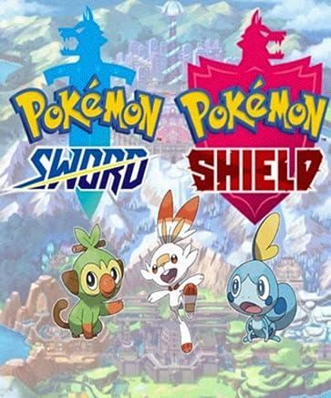 Amazon Com Pokemon Sword And Shield