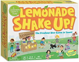 Peaceable Kingdom/ Lemonade Shake Up! A Cooperative Game for Kids