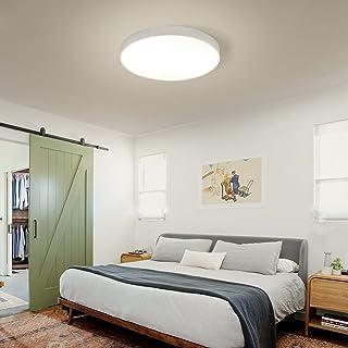 VISDANFO Modern LED Flush Mount Ceiling Light 18W 1440LM...