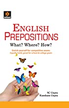English Prepositions What?Where?How?