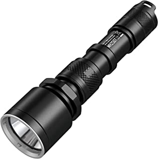 Nitecore (Sysmax Industrial) MH25GT Rechargeable Flashlight, Black