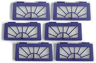 Neato High Performance Filter for Neato XV Series Robot Vacuums, 6-Pack