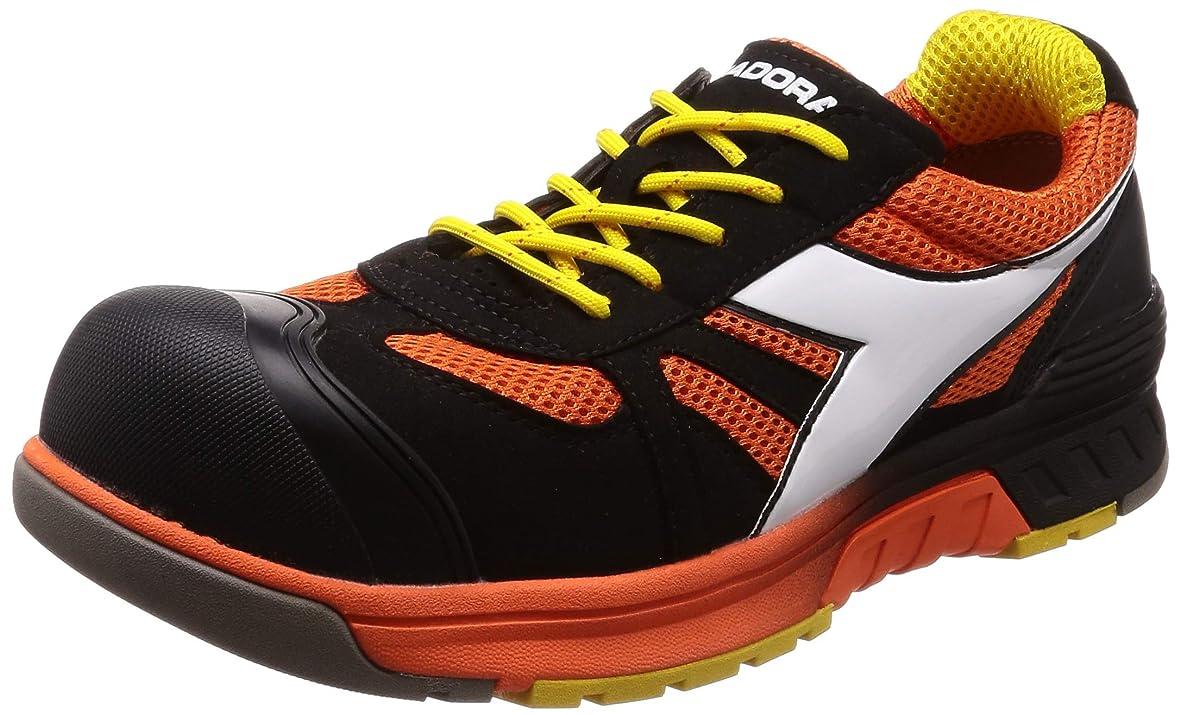 ドットケーキくるみ[ディアドラユーティリティ] 安全作業靴 JSAA認定 プロスニーカー GULL ガル GL217