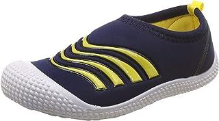 BUBBLEGUMMERS Boy's Bubblesoftytoe Blue Indian Shoes-1 (3599637)