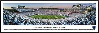Penn State Football - Sunset - Blakeway Panoramas Print