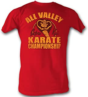 Karate Kid Men's New Cobra Kai T-Shirt