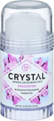Crystal, Deodorant Crystal French Transit, 4.25 Ounce