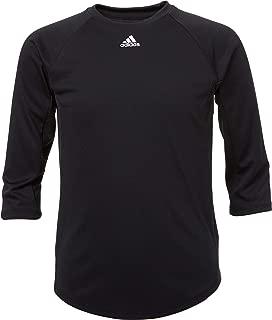 Boy's Triple Stripe ¾ Sleeve Tech Baseball Practice Shirt