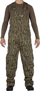 Mossy Oak Cotton Mill 2.0 Camo Hunting Bibs, Uninsulated...