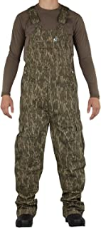 Mossy Oak Cotton Mill 2.0 Camo Hunting Bibs, Uninsulated...