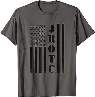 JROTC American Flag Shirt - JROTC Veteran Gift