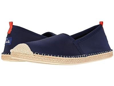 Sea Star Beachwear Beachcomber Espadrille Water Shoe (Dark Navy) Men
