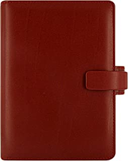Filofax Metropol Personal Organiser for Paper 95x171mm Personal Red Ref 026910