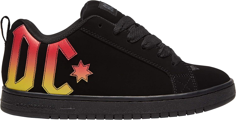 DC Men's Free shipping anywhere in the nation Court Graffik Shoe Sq 5 ☆ very popular Skate