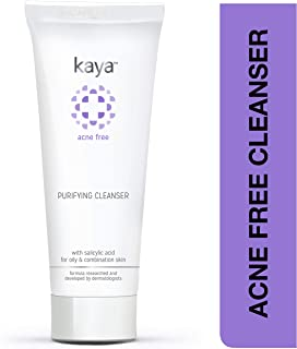Kaya Clinic Acne Free Purifying Cleanser, 100ml