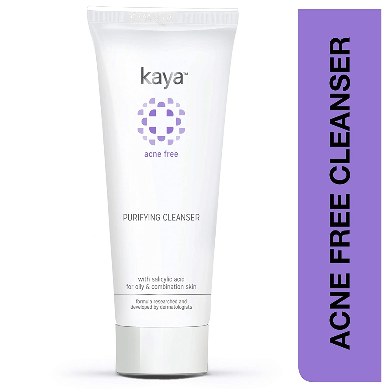 哲学博士ミスアスレチックKaya Clinic Acne Free Purifying Cleanser, 100ml