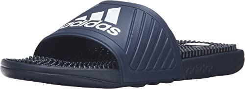 Adidas Hommes's Voloossage Athletic FonctionneHommest chaussures, blanc Collegiate Navy, (9 M US)