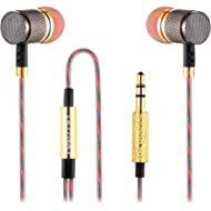 Betron YSM1000 Headphones, Earbuds, High Definition, in-Ear, Noise Isolating, Heavy Deep Bass for...