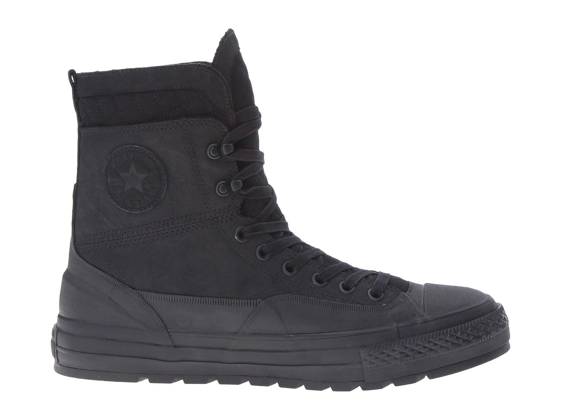 Converse Chuck Taylor® All Star® Tekoa Leather/Quilted XHi crOP0den9