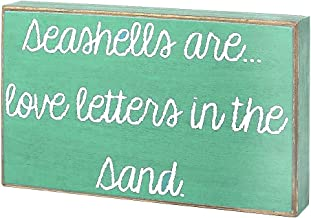 Best seashells are love letters in the sand Reviews