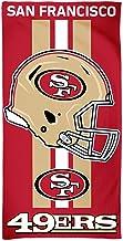 McArthur NFL Strandtuch 150x75 cm San Francisco 49ers
