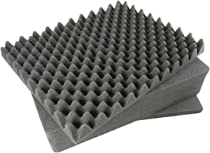 Pelican 1450 3-Piece Replacement Pick N` Pluck Foam Set (Grey)