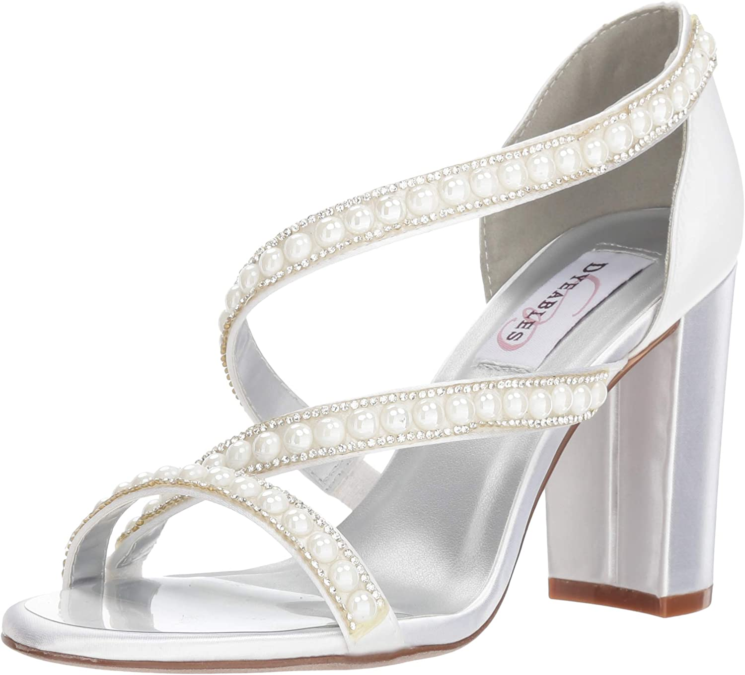 Dyeables Women's Linda Heeled In a popularity Sandal Max 53% OFF