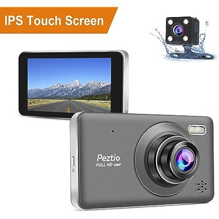 Dashcam Auto Vorne Hinten Full Hd 1080p Autokamera Elektronik