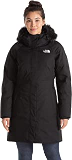 The North Face Women's Jump Down Insulated Hooded Parka