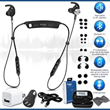 BeHear Now Digital Bluetooth Sound Amplifier Personal Hearing Device Travel Essentials Bundle