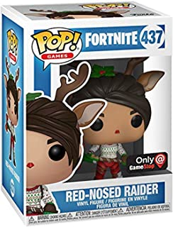 Funko Pop Games Fortnite Red-Nosed Raider Exclusive Vinyl Figure