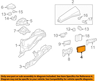 Toyota 82720-07110 Engine Room Junction Block Assembly