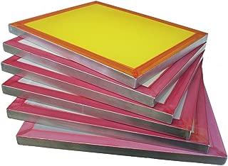 Screen Printing Frames, 6-pack 18