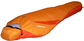 Alpinizmo High Peak USA Latitude 20 Sleeping Bag, Orange