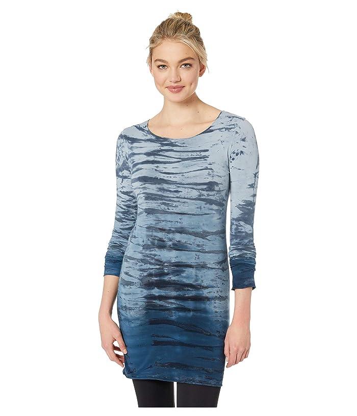 Hard Tail Long Skinny Tee (Rainbow Horizon 73) Women's T Shirt