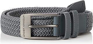 Under Armour Men's Ua Men's Braided 2.0 Belt Belt with Woven Look, Waist Belt