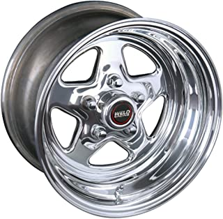 Weld Racing Pro Star (Series 96) Polished Aluminum - 15 X 10 Inch Wheel