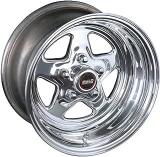 Weld Racing Pro Star 96 Polished Aluminum Wheel (15x3.5