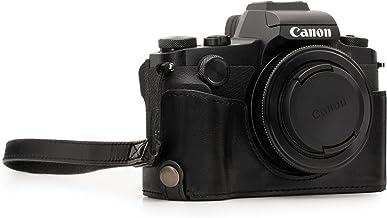 MegaGear MG1387 para Canon PowerShot G1X Mark III Estuche