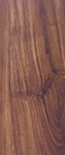 All American Hardwood 700598078572 Exotic Collection Laminate Flooring Stair Nose Flush, 94-Inch, Natural Acacia
