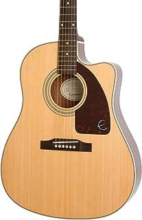 Epiphone AJ-210CE Semi Acoustic Guitar with HARD CASE